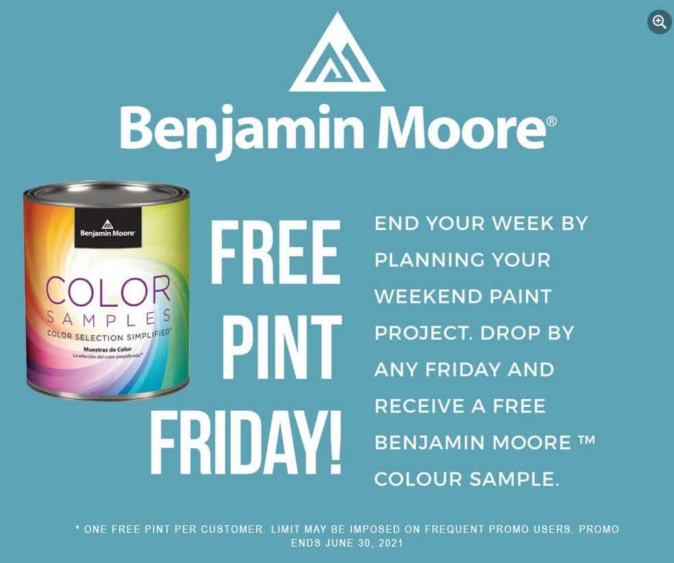 Free Pint Friday